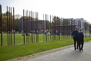 Monumentet över Berlinmuren