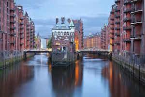 Bild på Vackra Hamburg